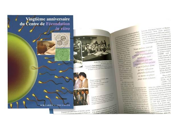 Vingtième anniversaire du centre de fécondation in vitro de l'Ifreares à Toulouse